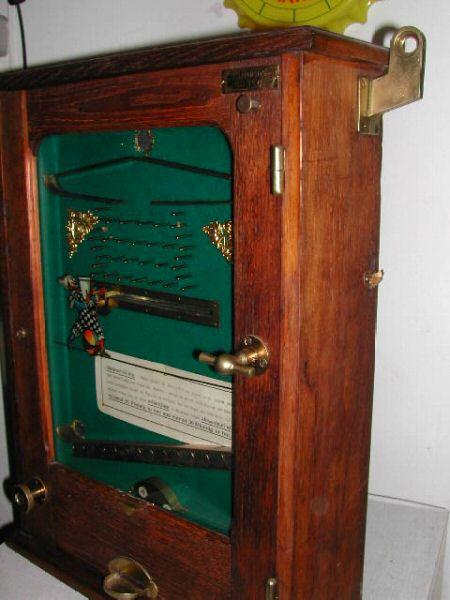 bajazzo spielautomat antik